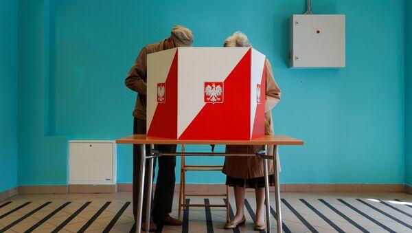 Druga tura wyborów prezydenckich w Polsce, 2020 r. - Sputnik Polska