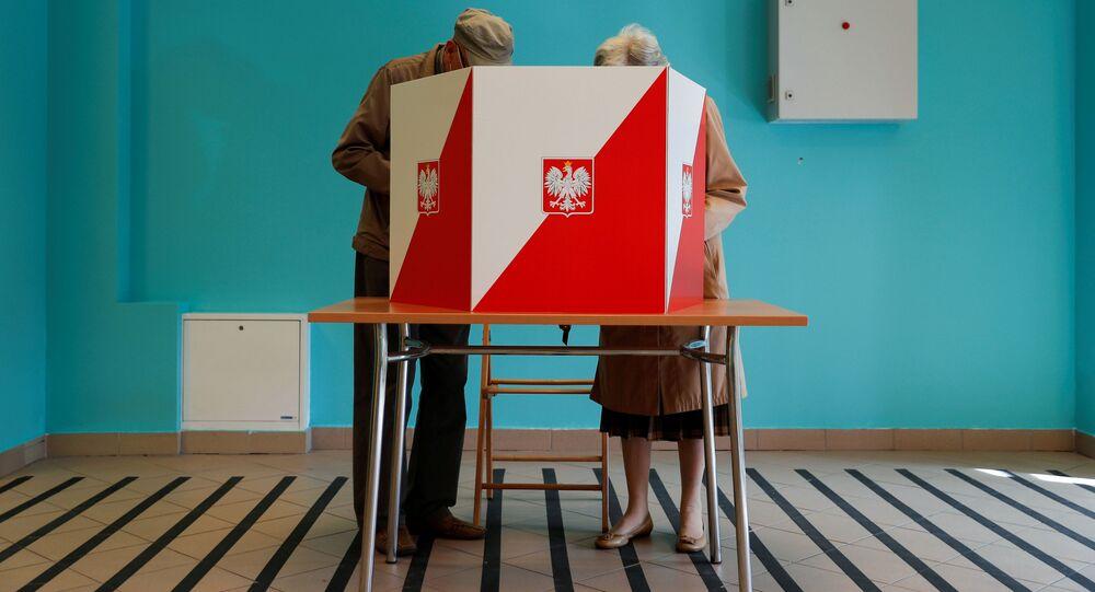 Druga tura wyborów prezydenckich w Polsce, 2020 r.