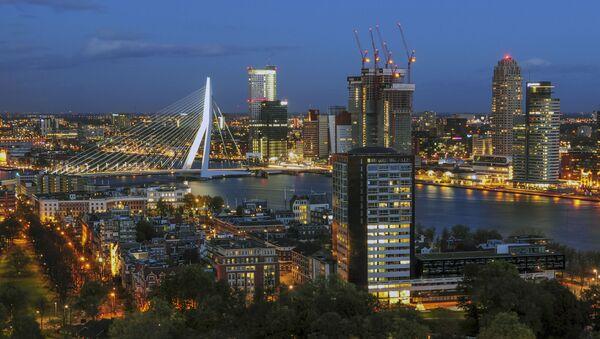 Rotterdam - Sputnik Polska