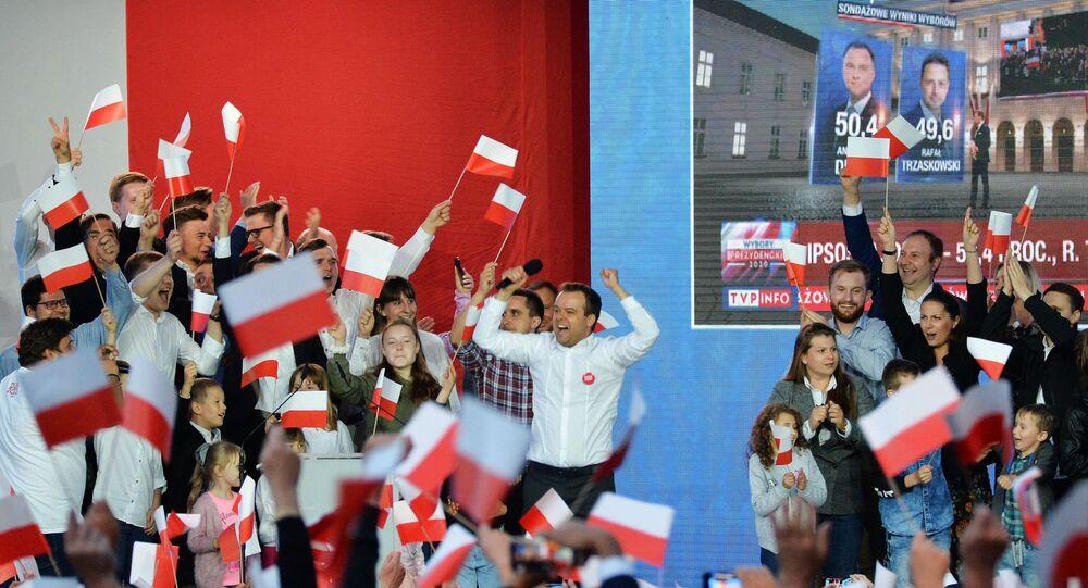 Wybory prezydenckie w Polsce, 2020 r.