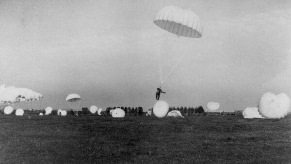 Nazistowscy spadochroniarze - Sputnik Polska