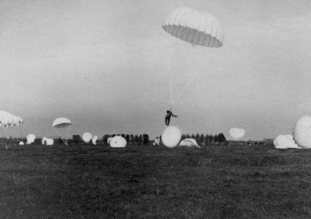 Nazistowscy spadochroniarze