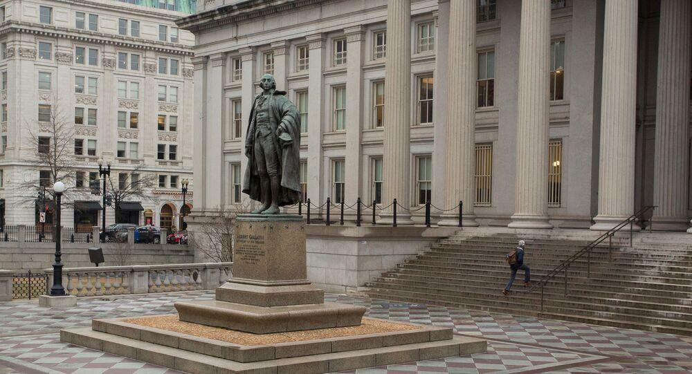 Budynek Departamentu Skarbu USA