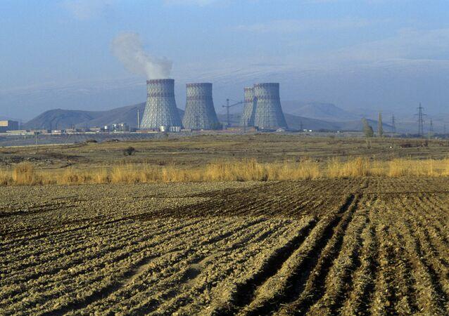 Elektrownia jądrowa Metsamor w Armenii