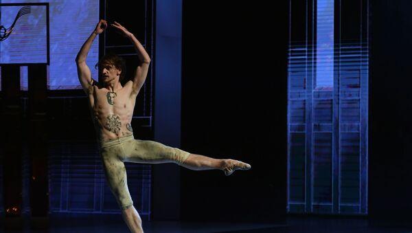 Artysta baletowy Siergiej Polunin, Teatr Bolszoj - Sputnik Polska