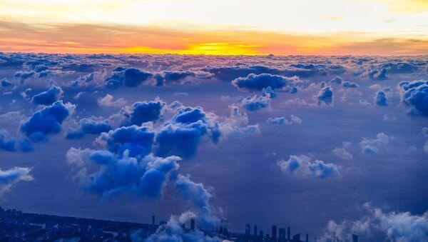 Niesamowite zdjęcia chmur - Sputnik Polska