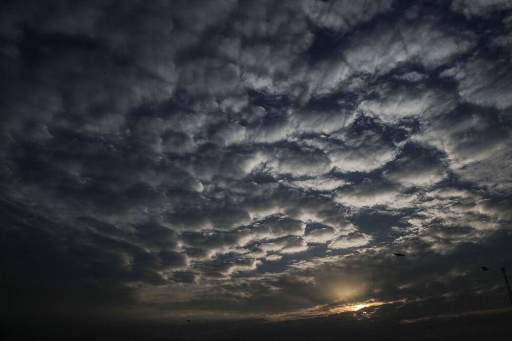 Niesamowite zdjęcia chmur