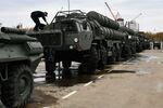 Repetycja defilady wojskowej w Rosji