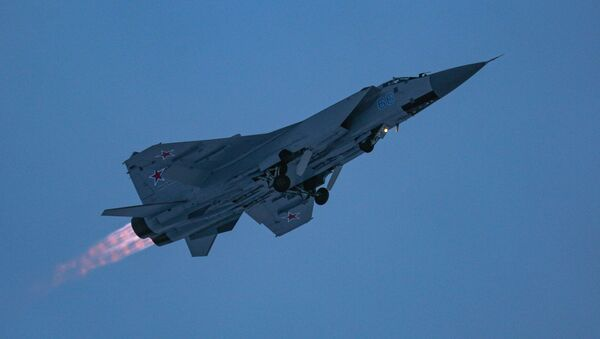 MiG-31 - Sputnik Polska