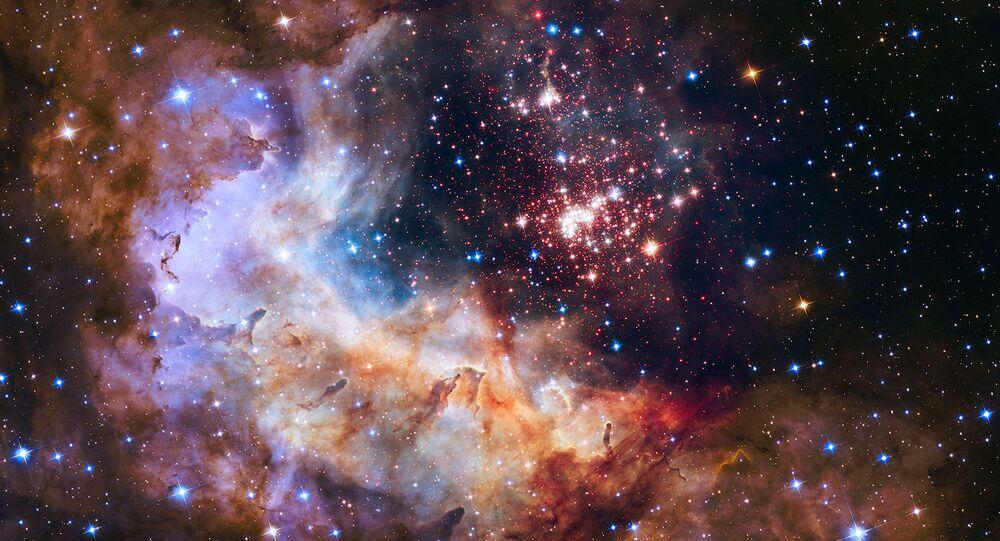 Zdjęcie z teleskopu Hubble'a