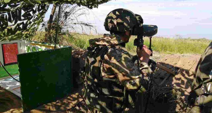 Ćwiczenia wojskowe w obwodzie Kaliningradzkim
