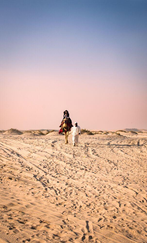 Katar, Środkowy Wschód