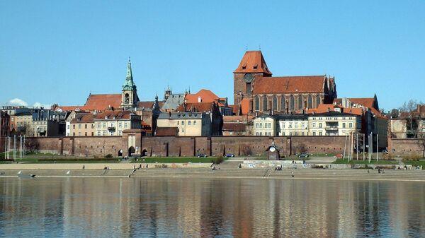 Toruń - Sputnik Polska
