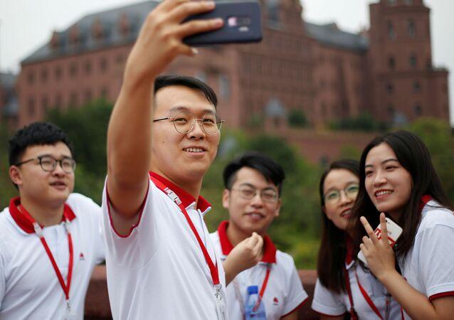 Chińscy absolwenci