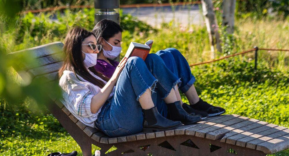Wypoczynek w parku