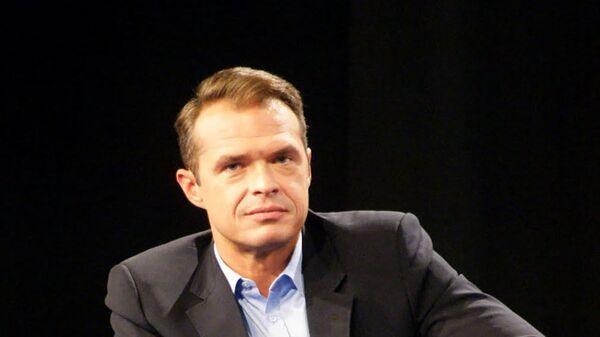 Polski minister transportu Sławomir Nowak, 2011 rok - Sputnik Polska