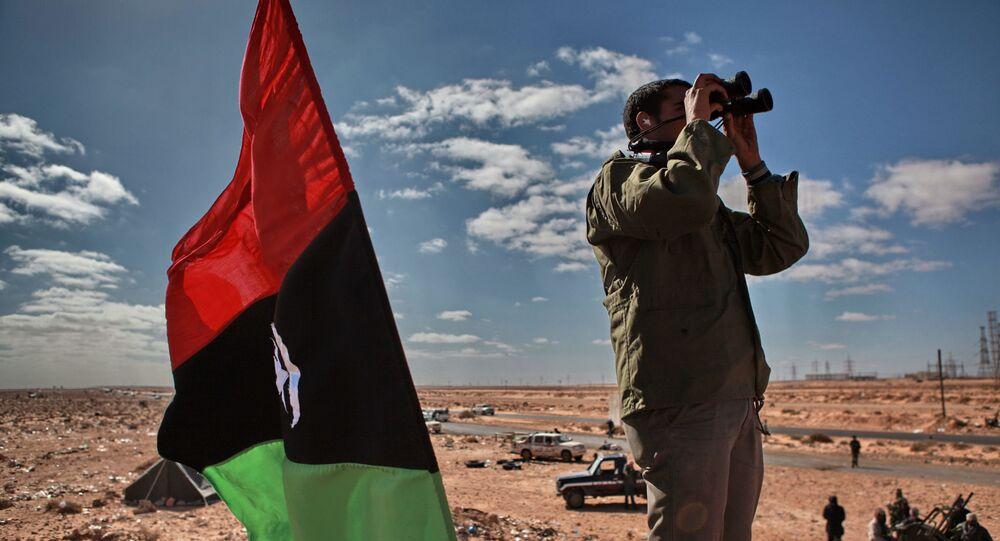Sytuacja w Libii