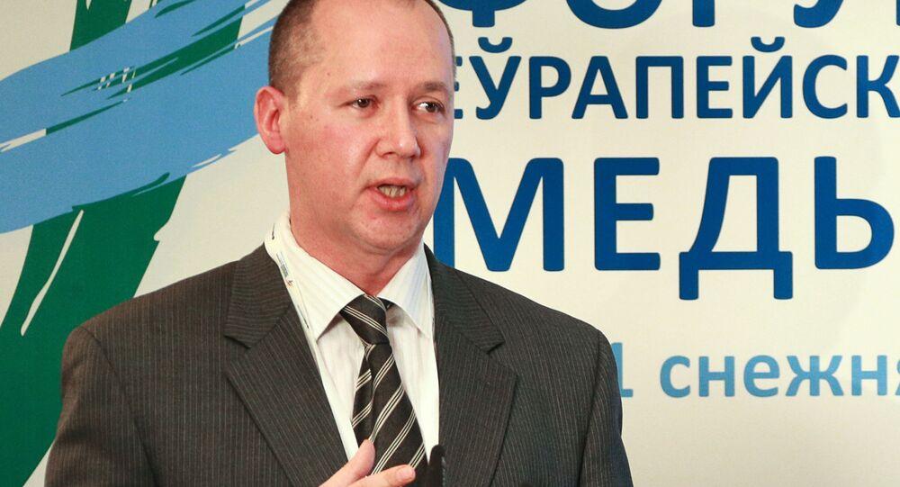 Białoruski opozycjonista Waleryj Cepkała