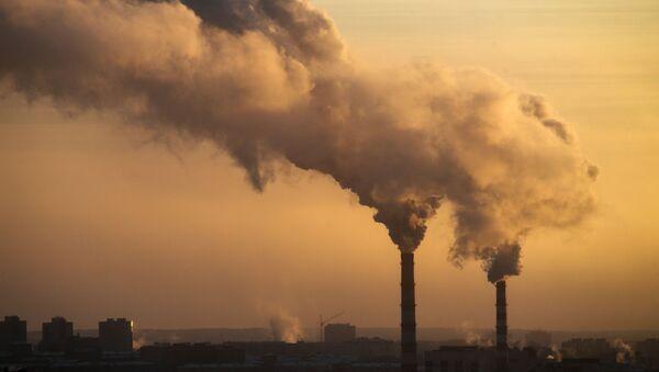 Dym z elektrowni - Sputnik Polska