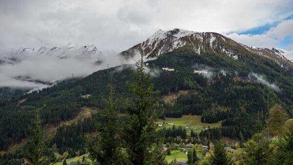 Góry w Szwajcarii - Sputnik Polska