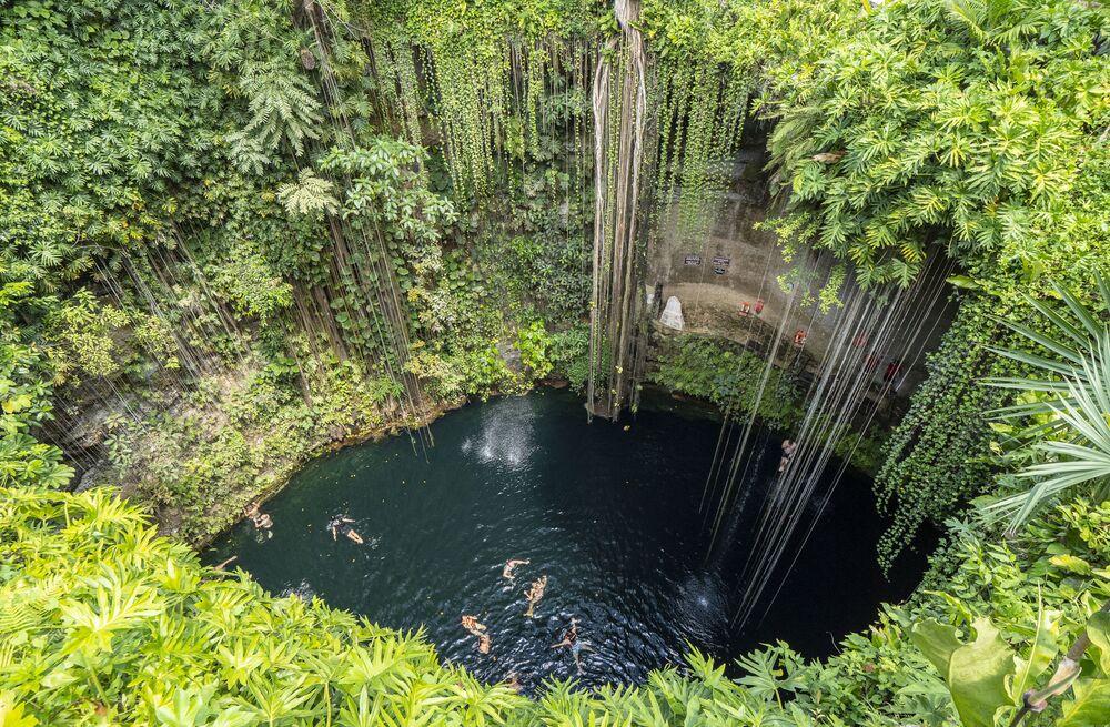 Chichén Itzá – prekolumbijskie miasto założone przez Majów