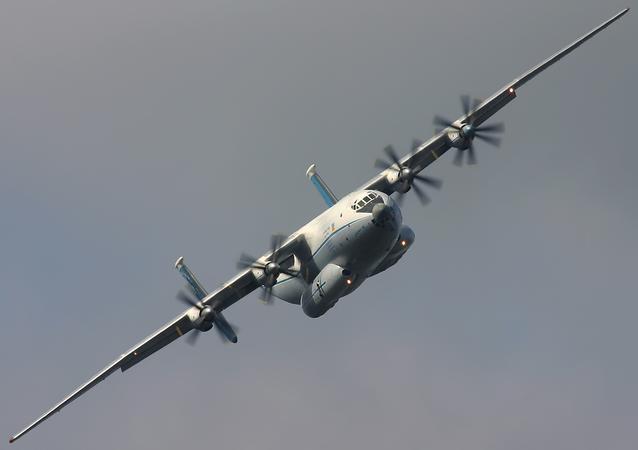 Samolot An-22