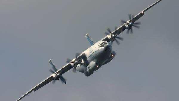 Samolot An-22 - Sputnik Polska