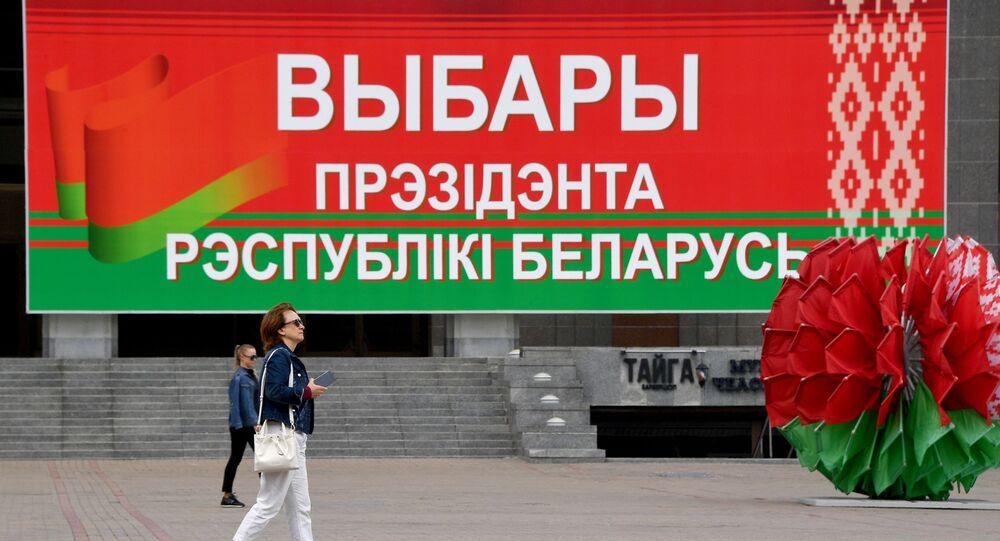Przedwyborczy Mińsk
