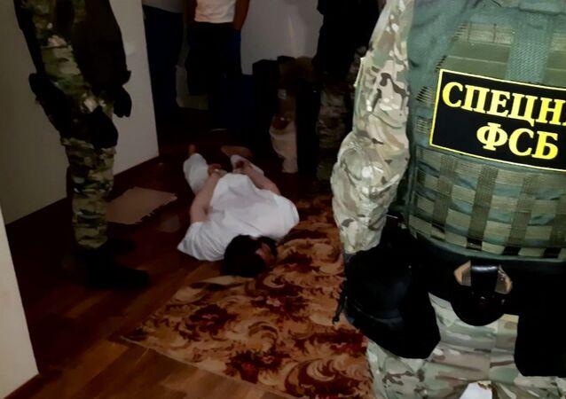 Zatrzymanie przez pracowników FSB Federacji Rosyjskiej w trakcie działań operacyjnych osób zaangażowanych w działalność zakazanej w Federacji Rosyjskiej międzynarodowej organizacji ekstremistycznej Tablighi Jamaat w obwodzie wołgogradzkim