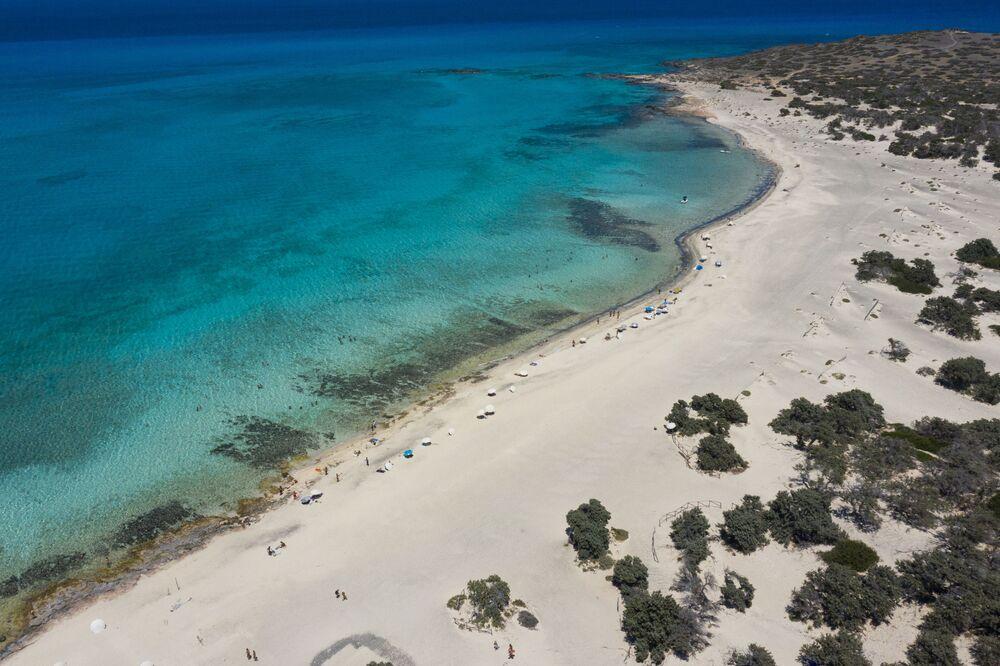 Wyspa Chrissi, Grecja