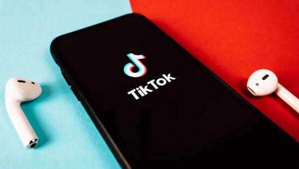 Aplikacja TikTok - Sputnik Polska