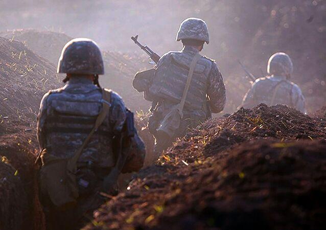 Ormiańscy żołnierze