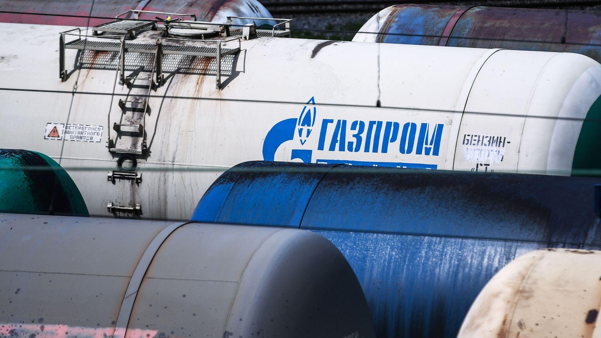 Gazprom - Sputnik Polska, 1920, 15.07.2021