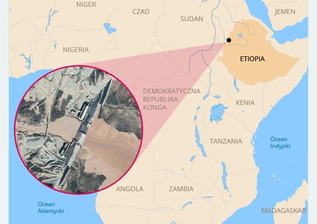 Tama Wielkiego Odrodzenia w Etiopii