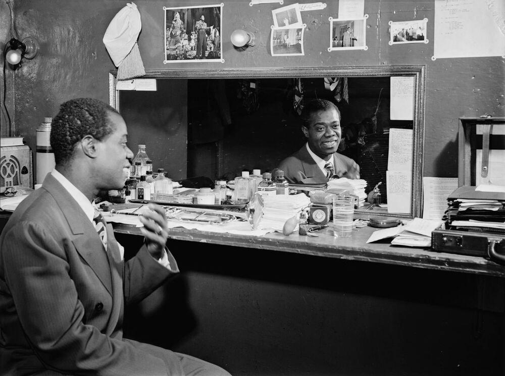 Louis Armstrong, 1946 rok, Nowy Jork