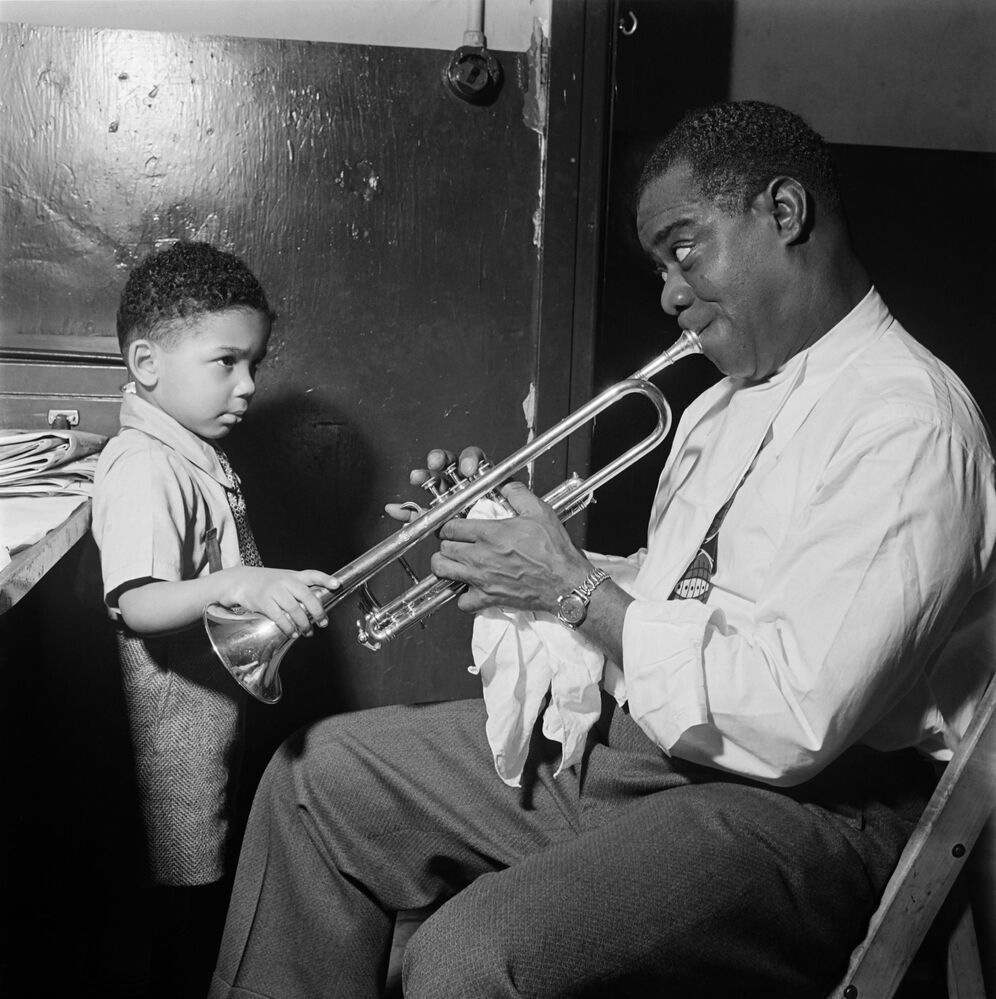 Louis Armstrong, 1950 rok
