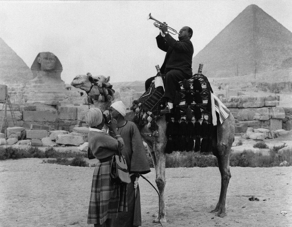 Louis Armstrong, 1961 rok