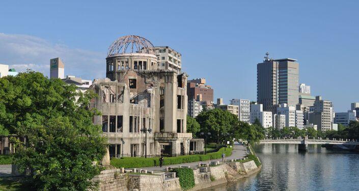 Pomnik Pokoju w Hiroszimie