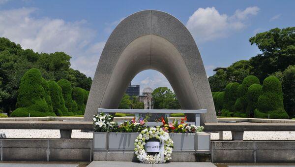 Muzeum Pokoju w Hiroszimie - Sputnik Polska