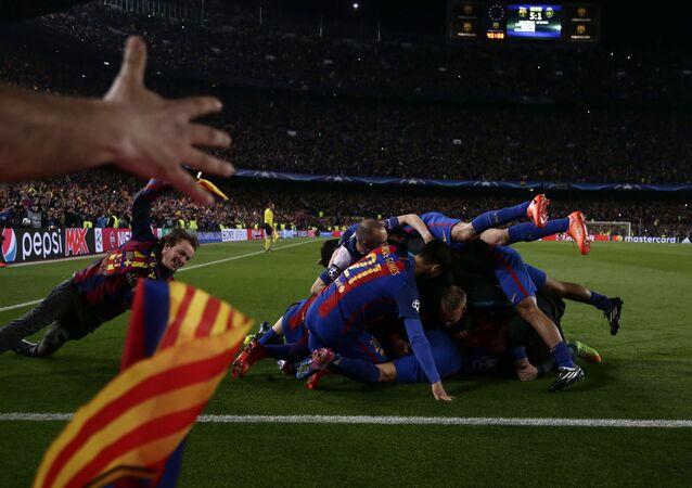 Piłkarze FC Barcelona