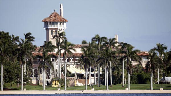 Posiadłość Donalda Trumpa Mar-a-Lago na Florydzie - Sputnik Polska