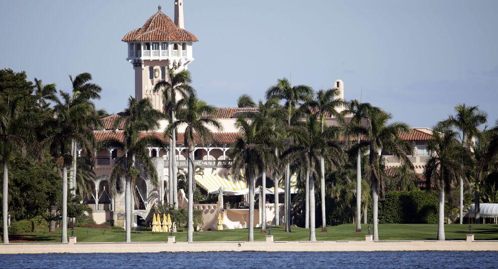 Posiadłość Donalda Trumpa Mar-a-Lago na Florydzie