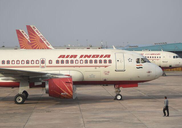Samolot linii lotniczych Air India