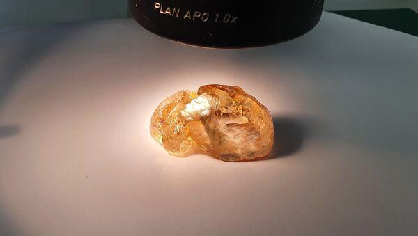 Żółty diament, Rosja - Sputnik Polska