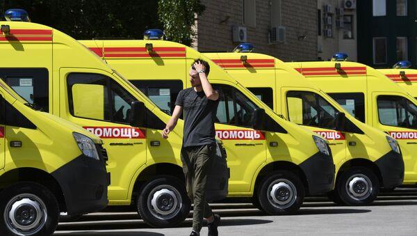 Epidemia koronawirusa w Rosji. - Sputnik Polska
