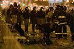Mińsk, protesty na ulicach
