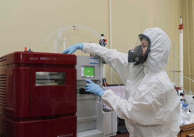 Pierwsza na świecie zarejestrowana szczepionka na koronawirusa