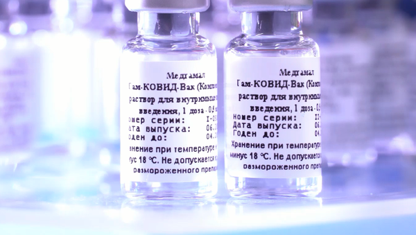 Rosyjska szczepionka Sputnik - Sputnik Polska