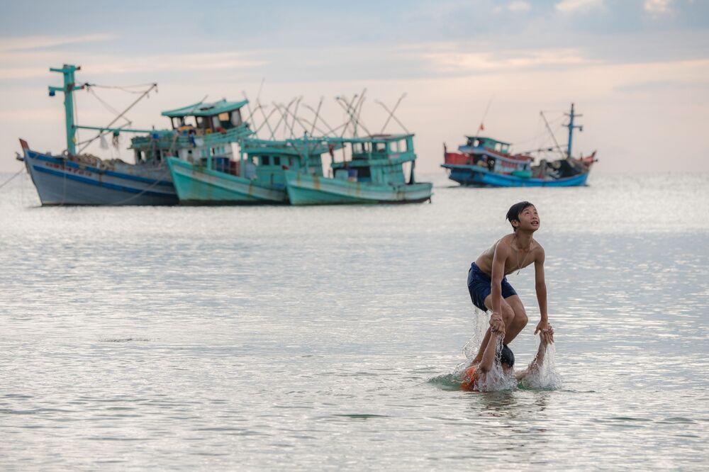 Wietnamska wyspa Phu Quoc
