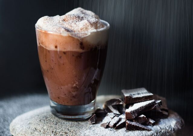 Szklanka kakao